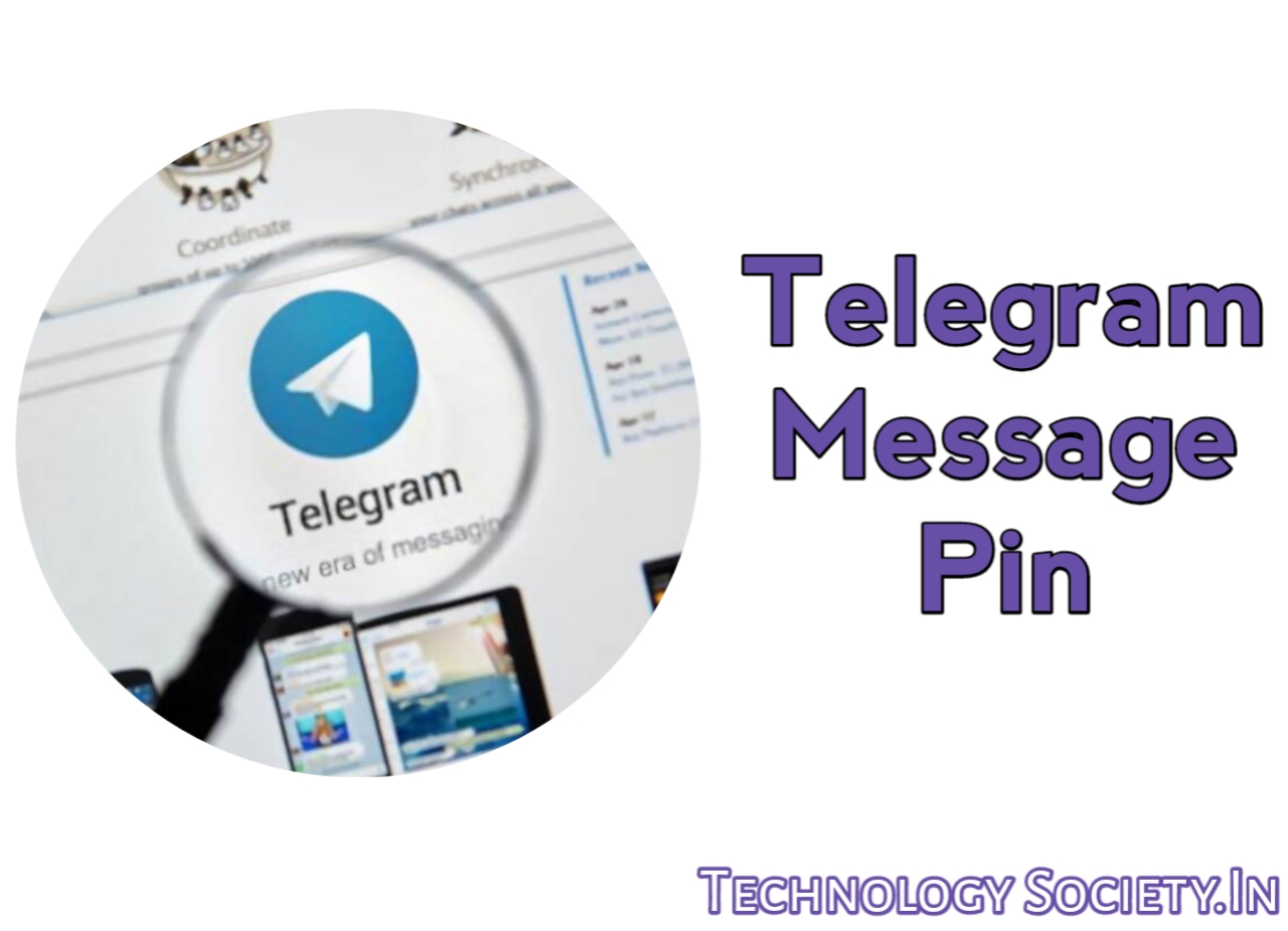 How to Pin a Telegram Message on Android Device or Tablet?