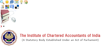 Icai The Institute Of Chartered Accountants Of India