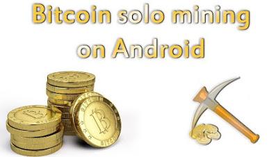 Cara Mining Bitcoin Di Android Dengan Mudah