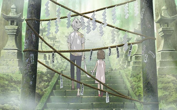 Hotarubi No Mori E Pelicula Mp4 Hd Avi Mega Daemon Anime
