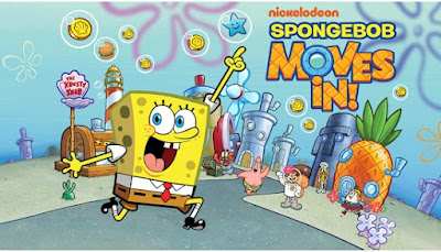 SpongeBob Moves In Mod Apk + Data for android