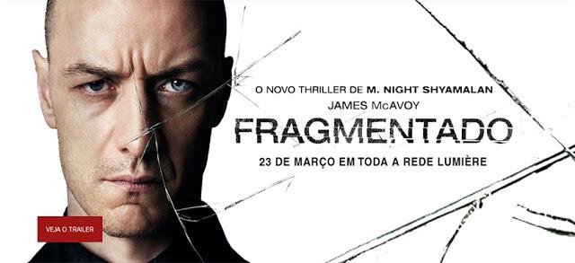 fragmentado filme