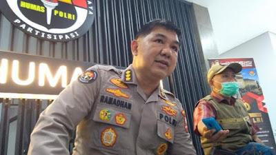 ahmad ramadhan 169 Polisi mengungkap peran 2 tersangka penembak Polsek FPI Laskar