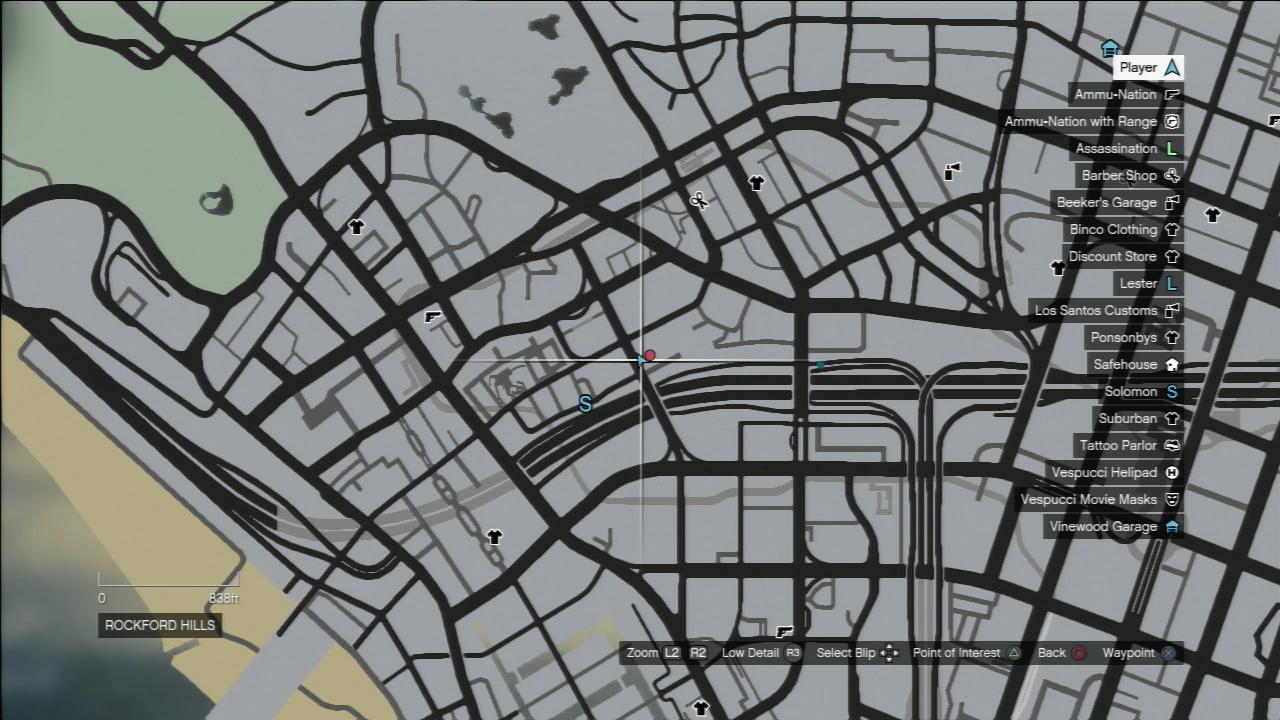 Entity Xf Gta 5 Location