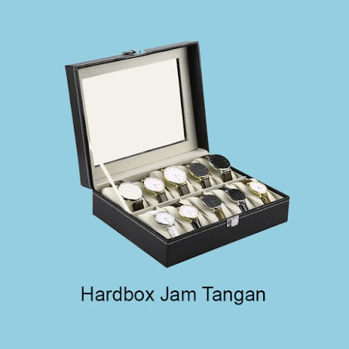 Cetak Hard box Jam Tangan