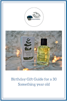 Birthday gift guide for a 30 something year old - olverum bath oil