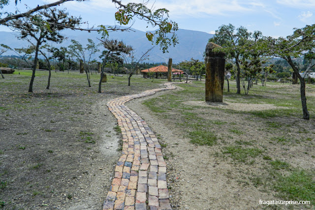 Observatório Astronômico de Monquirá, ou El Infiernito, Villa de Leyva, Colômbia