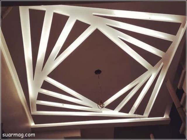 ديكورات جبس اسقف راقيه 2020 4 | High-class Gypsum Ceiling 2020 4