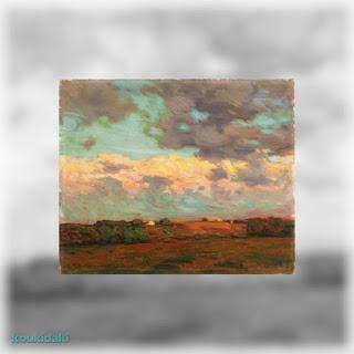 Charles Harold Davis, Clouds After Storm (1900)