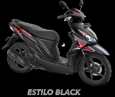 New Honda Vario 110 ESP CBS ISS 2017 Black Nagamas Motor Klaten