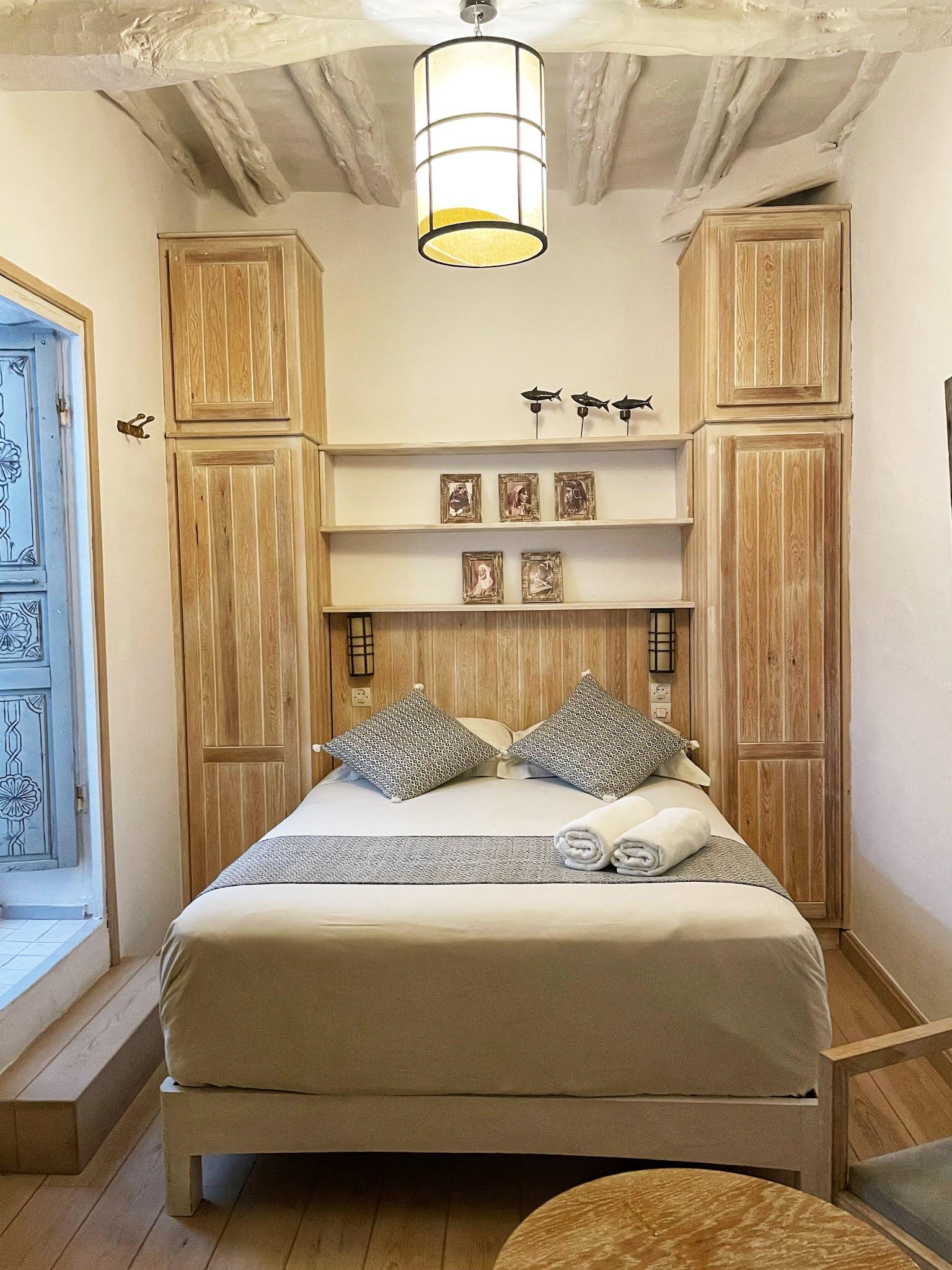 Villa Garance room