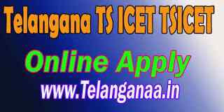 Telangana TS ICET Online Apply TSICET Online Apply