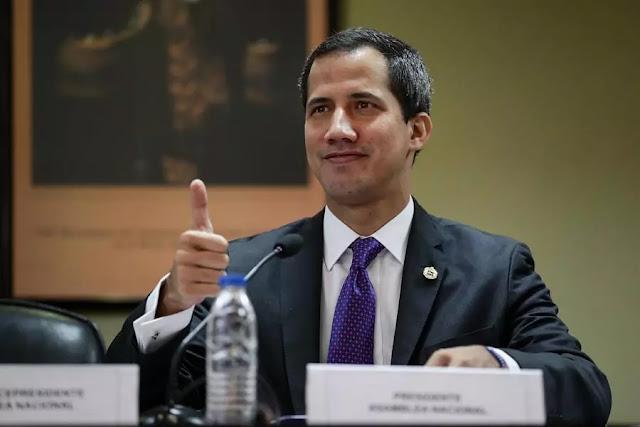 """Guaidó dice que """"hubo una aproximación respecto a la mediación con Noruega"""""""