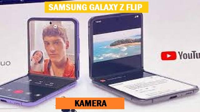 Samsung Galaxy Z Flip - Spesifikasi dan Harga