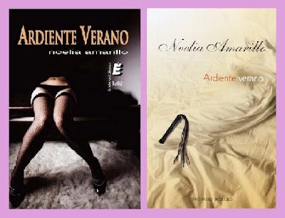 Reseña de la novela erótica Ardiente verano, de Noelia Amarillo
