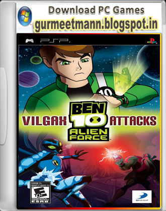 download ben 10 ultimate alien game for pc highly compressed