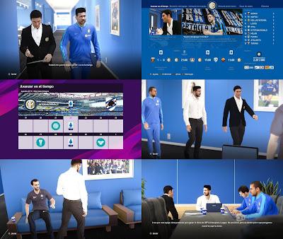 PES 2020 FC Internazionale Mod by Xcdf86