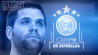 Felipe Reyes en Campo de Estrellas Real Madrid Baloncesto