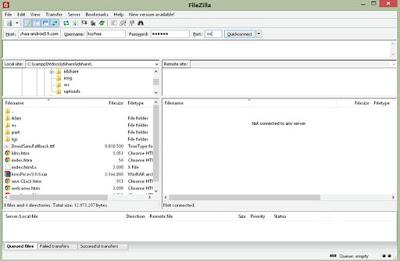 FileZilla 3.25.2 Terbaru Gratis