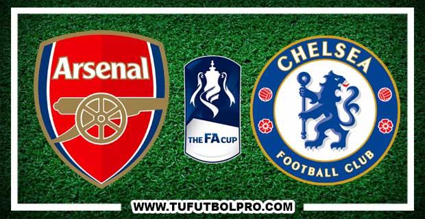 Ver Arsenal vs Chelsea EN VIVO Por Internet Hoy 6 de Agosto 2017