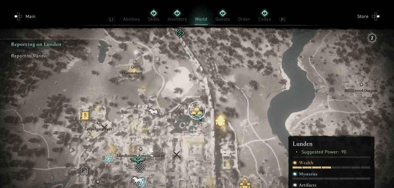 Ingot 41 Map 2