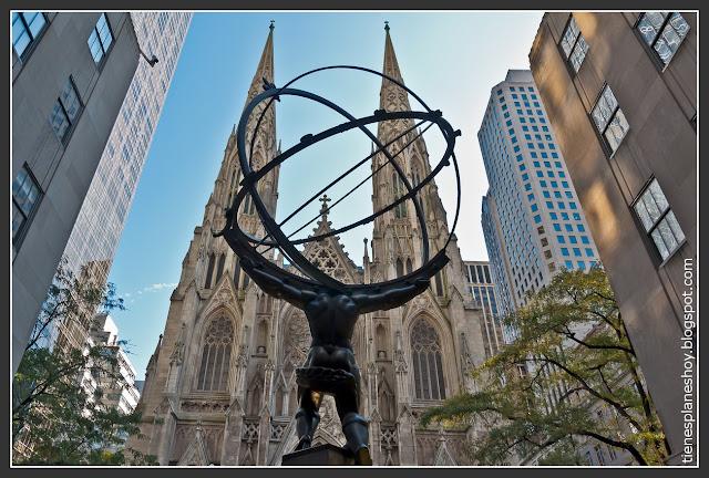 catedral St Patrick Nueva York