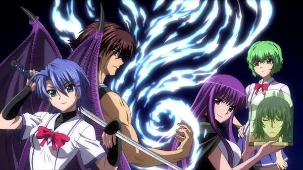rekomendasi anime yang mengisahkan iblis dan malaikat