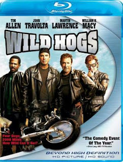 Wild Hogs (2007) BluRay 480p 300MB Dual Audio ( Hindi - English ) MKV