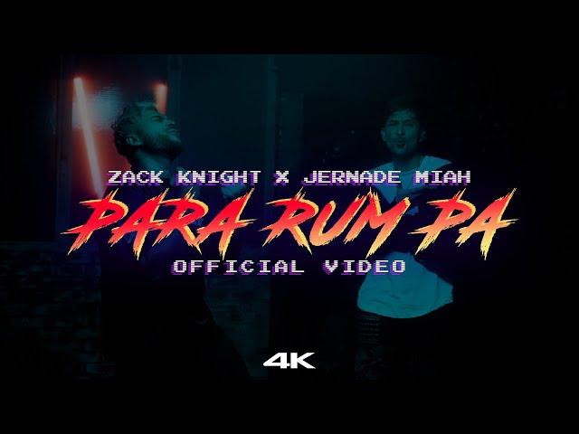 Para Rum Pa Lyrics – Zack Knight X Jernade Miah