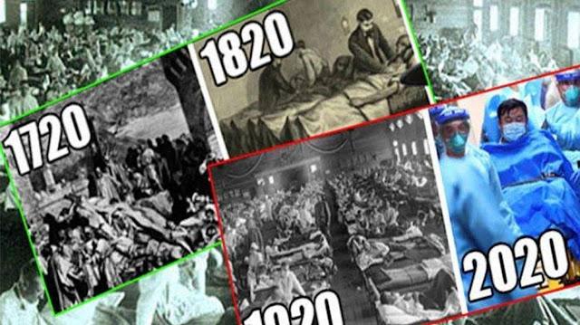 Wabah Penyakit Muncul Setiap 100 Tahun Sekali?