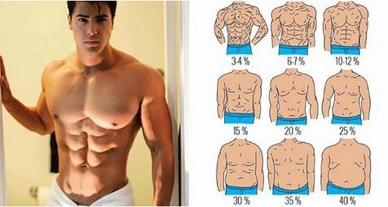 What Should Your Body Fat Percentage Be To See Those Abs