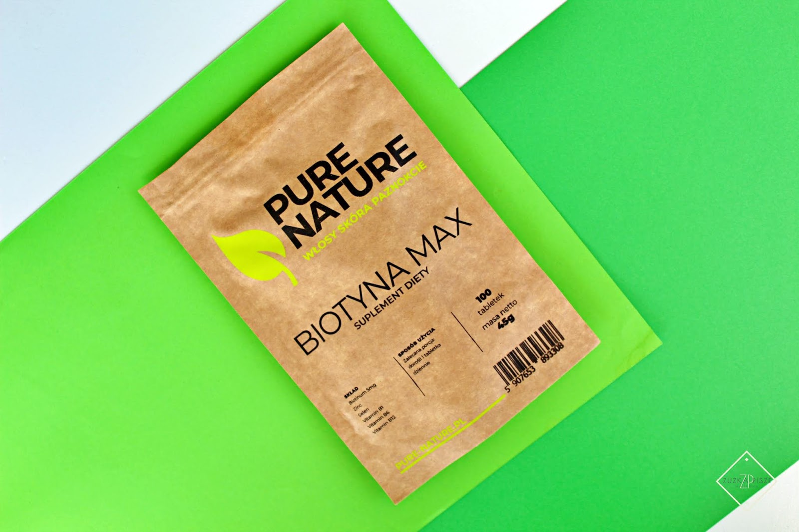 Biotyna Max - Pure Nature
