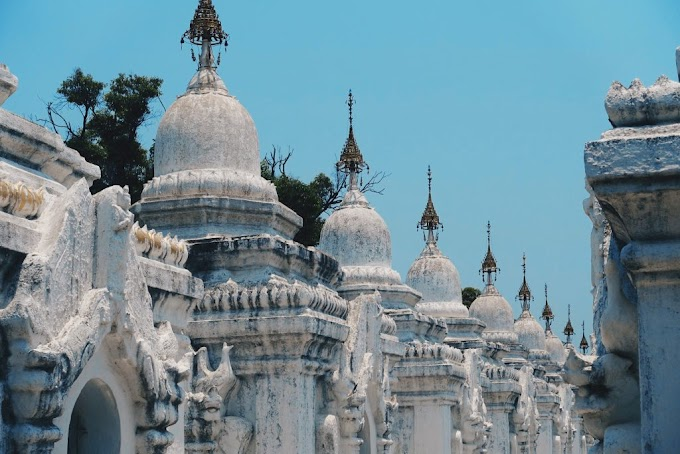 World's Largest Book, Top place of Mandalay