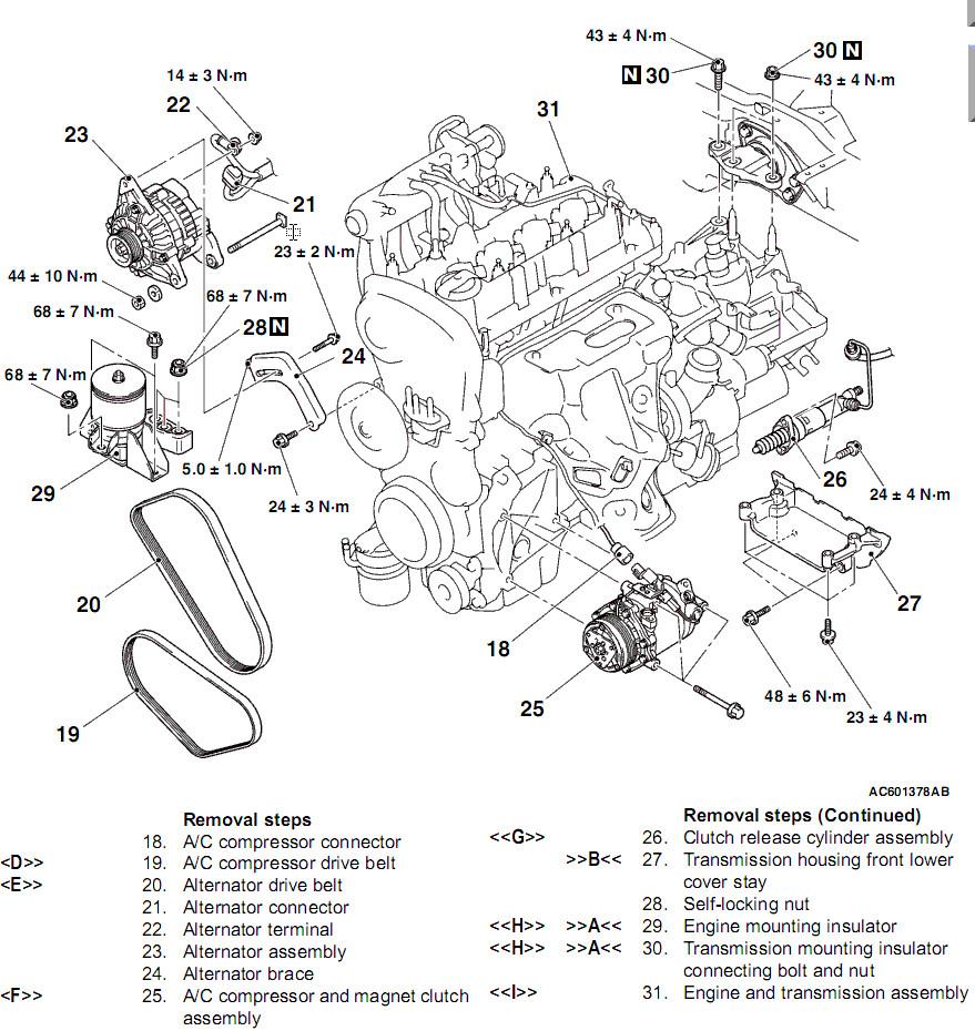 mitsubishi 4g15 wiring diagram pdf