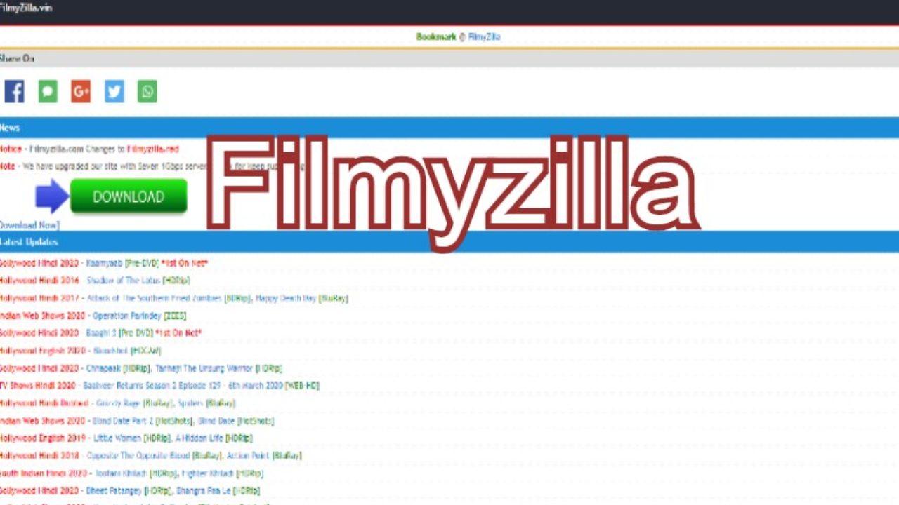 Filmyzilla 2020 Bollywood Hd Movies Download Online