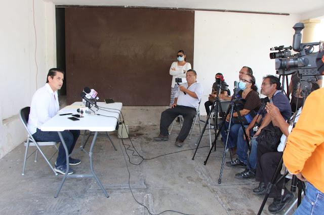 Dirigencia estatal de RSP fue omisa en los informes de precampaña ante el INE: Tuffy Mafud