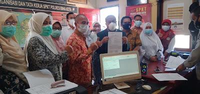 Caci Maki Nakes Melalui FB, Pemilik Akun Ovin Wulandari Dilaporkan ke Polisi