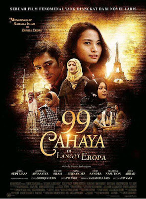 Download 99 Cahaya Di Langit Eropa (2013) BluRay 720p
