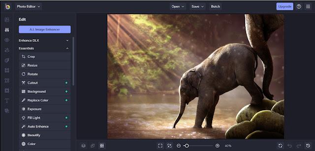 افضل ثلاث مواقع تعديل صور اونلاين وبدون اشتراك
