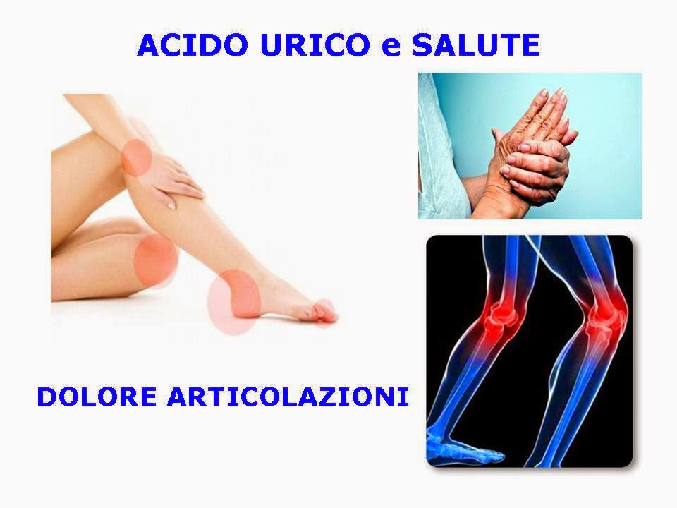 dieta per acido urico e colesterolo