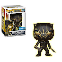 Pop! Marvel: Black Panther - Erik Killmonger GITH Walmart