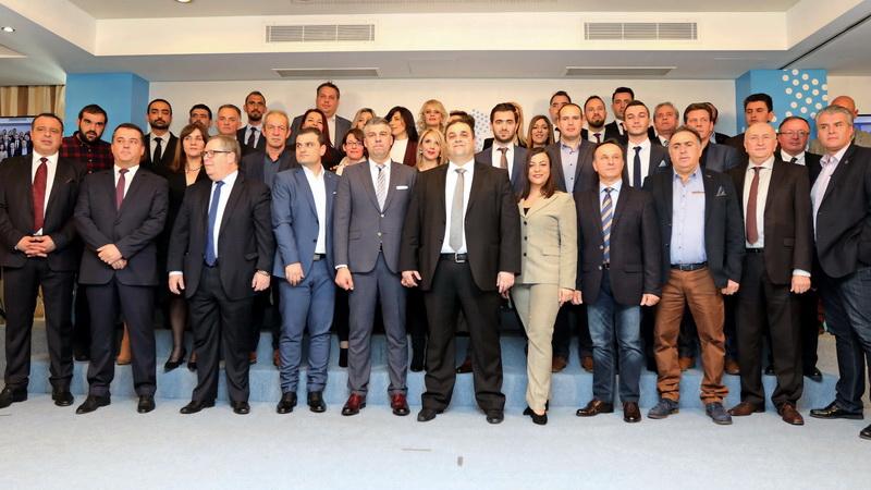 Οι πρώτοι υποψήφιοι περιφερειακοί σύμβουλοι της Περιφερειακής Σύνθεσης του Χριστόδουλου Τοψίδη