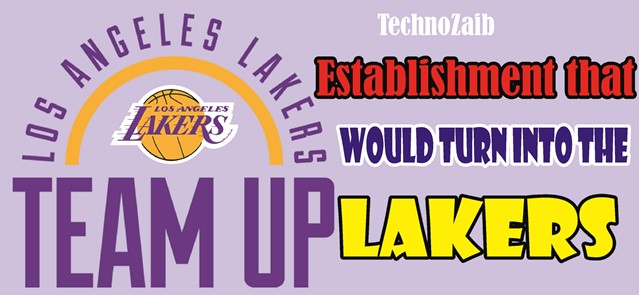 Establishment that would turn into the Lakers