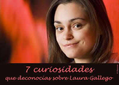 7 cosas que no sabías sobre Laura Gallego