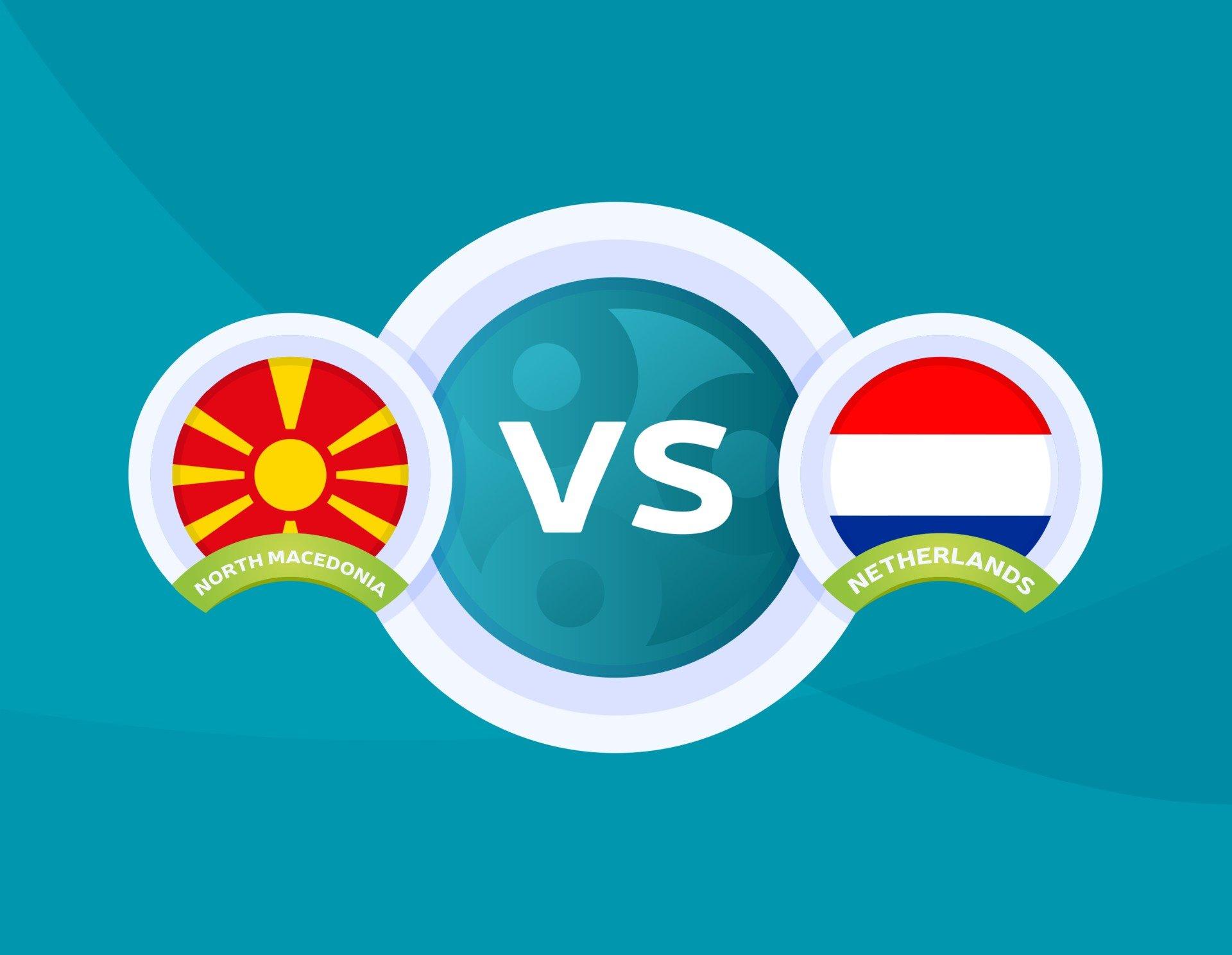 مشاهدة مباراة هولندا ومقدونية اليوم