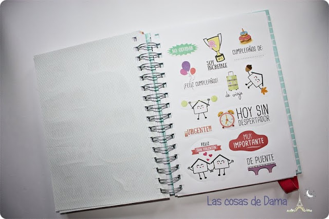Agenda Superfunny Home papeleria