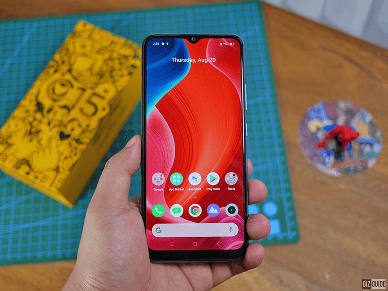 6.5-inch screen
