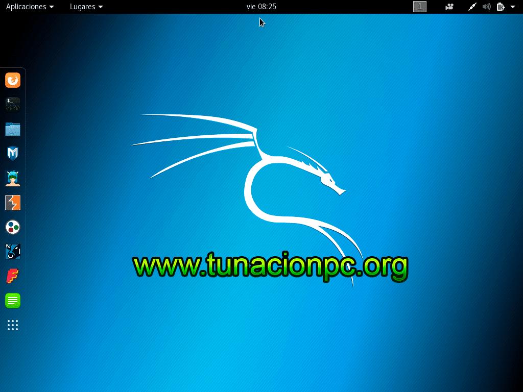Kali Linux Libre Full