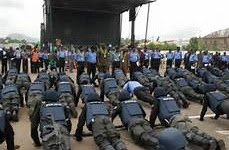 Nigerian Police Recruitment