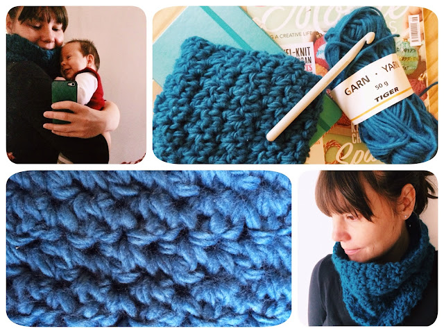 crochet pattern snood free